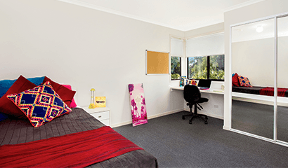 Macquarie University Village Homepage Tile