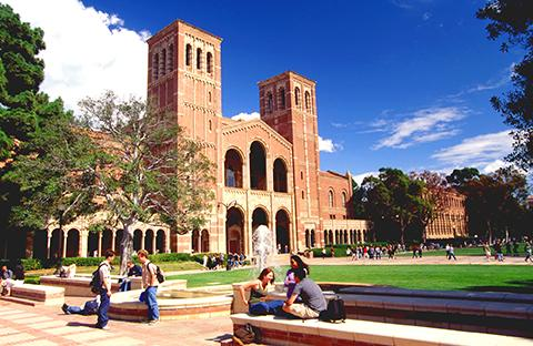 UCLA Campus small